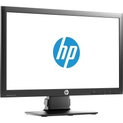 MONITOR 20 POLLICI LED HP PRO DISPLAY P201 1600X900 VGA DVI BLACK