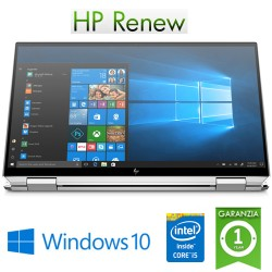 (REFURBISHED) Notebook Convertible HP Spectre x360 13-AW0015NL Core i5-1035G4 8Gb 512Gb SSD 13.3