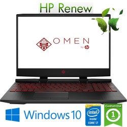 (REFURBISHED) Notebook HP Omen 15-dc1045nl i7-9750H 8Gb 1Tb+256Gb 15.6