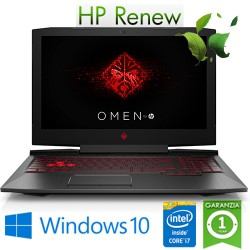 (REFURBISHED) Notebook HP Omen 17-cb0009nl Core i7-9750H 16Gb 512Gb SSD 17.3