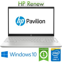 (REFURBISHED) Notebook HP Pavilion 15-cs3028nl i7-1065G7 16Gb 512Gb SSD 15.6