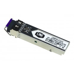 TRANSCEIVER SFP 1,25G TX1490NM 20KM INDUSTRIALE LC CON DDM COMPATIBILE CISCO CGR1120