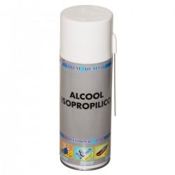SPRAY ALCOOL ISOPROPILICO 400 ML A RAPIDA EVAPORAZIONE