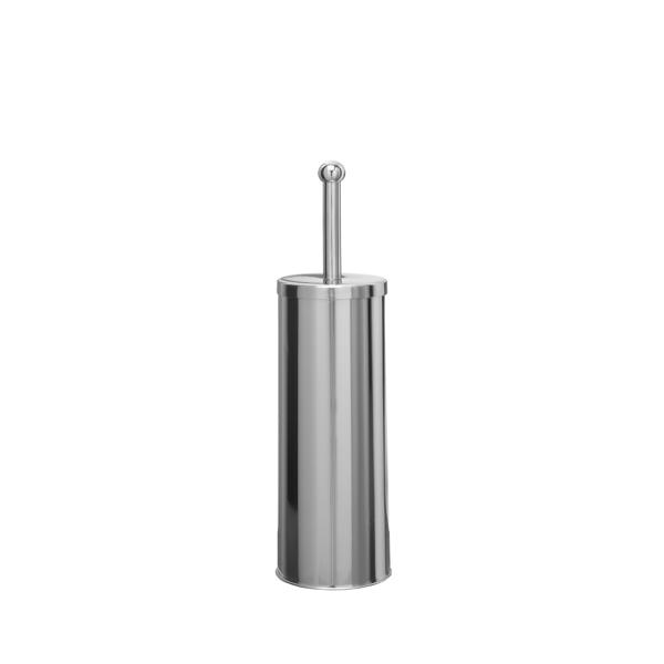 Portascopino d'appoggio Basic Metal brillante IGO-MDL101800