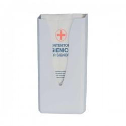 Distributore Basica di sacchetti igienici in carta IGO-MDL130015
